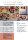 der lichtschacht als pellets-speicher - Hain System Bauteile - Seite 2