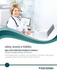 Healthcare Solutions Brochur - Visonic Technologies