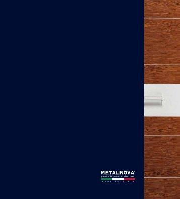 Scarica il Catalogo Generale Metalnova – PORTE - Infobuild
