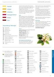 Gastgeberverzeichnis 2011/2012: Alle Unterkünfte auf einen Blick