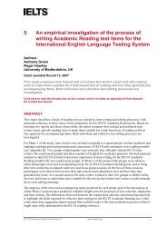 An investigation of the process of writing IELTS Academic Reading ...