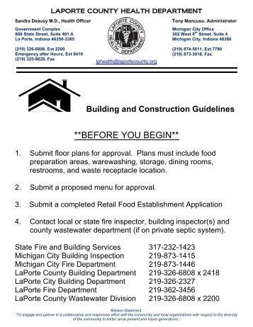 Ada grievance form laporte county government for Laporte county gov