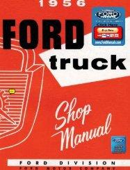 DEMO - 1956 Ford Truck Shop Manual - FordManuals.com