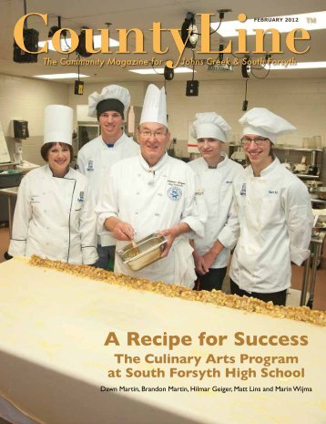 A Recipe for Success - County Line Magazine