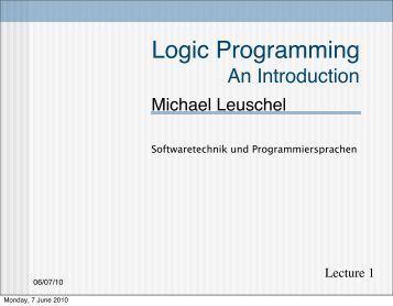 IN PROGRAMMING MELLISH PROLOG CLOCKSIN PDF