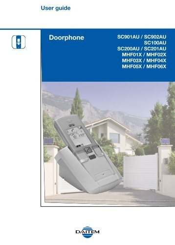 User Manual - EasyGates Manuals & Guides
