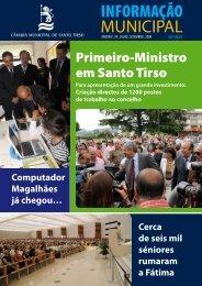 Boletim 99 - Câmara Municipal de Santo Tirso