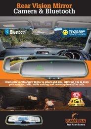 Rear Vision Camera - Retro Vehicle Enhancement