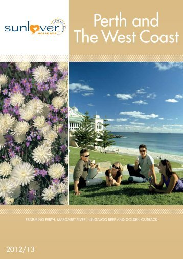 2012-13Perth & The West Coast - Travelpoint Holidays