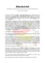 Bilder-Buch-Welt - Neue Deutsche Monarchie eV