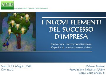 i nuovi elementi i nuovi elementi del successo del successo d ...