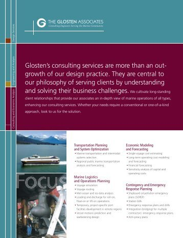 Download Consulting and Economic Analysis PDF - The Glosten ...