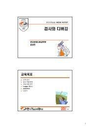 PDF(2) - 인터넷미디어공학부 정보보호공학전공 홈페이지 - 한국기술 ...
