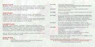 il programma completo - Comune di San Pietro in Casale