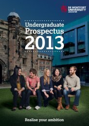 Prospectus - Study in the UK