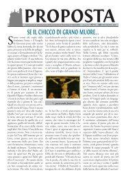 proposta18 - Oratorio S. Luigi S. Agnese - Fara Gera d'Adda