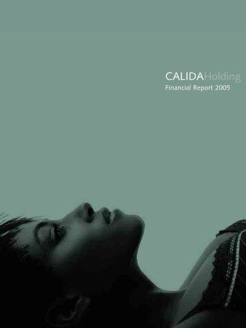 Annual Report 2005 - Calida
