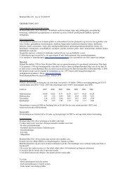 Utskriftsvennlig format (pdf) - Bernhard Moe AS