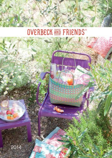 spring/sommer catalogue 2014 - Overbeck and Friends