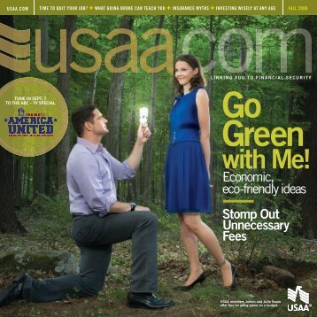 Go Green With Me - USAA