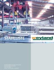Stahlhandel Preisliste