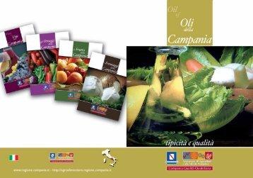 Gli Oli della Campania - Regione Campania