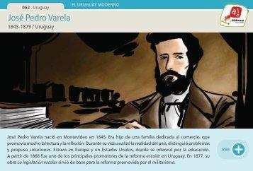 José Pedro Varela - Manosanta