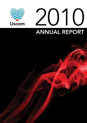 2010 Annual Report - Uscom
