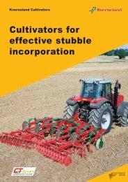 Kverneland CLF Cultivator - Agriquip
