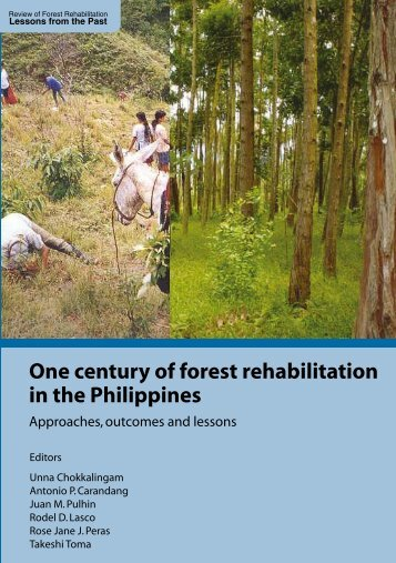 One century of forest rehabilitation in the Philippines - Rainforestation