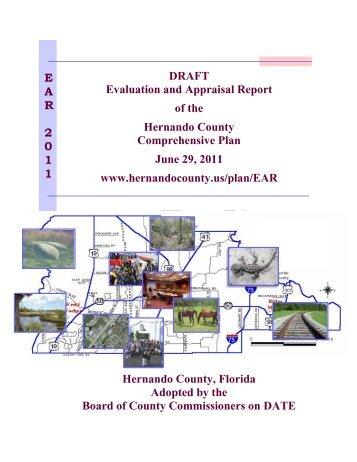 PZ 7 11 2011 Draft - Hernando County