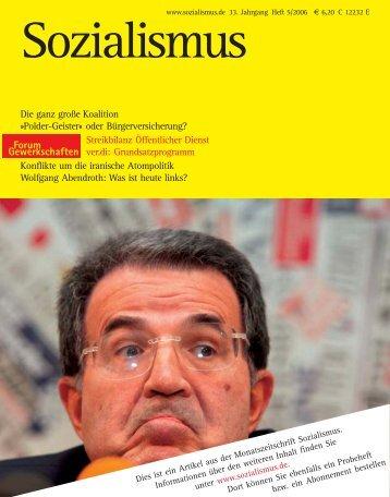 Was ist heute »links - Rainer Rilling