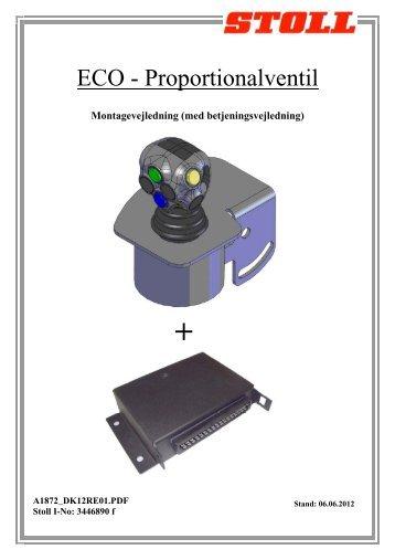 ECO - Proportionalventil