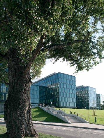 Digital Park II - Architekt