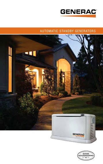 AUTOMATIC STANDBY GENERATORS - Banks Electric