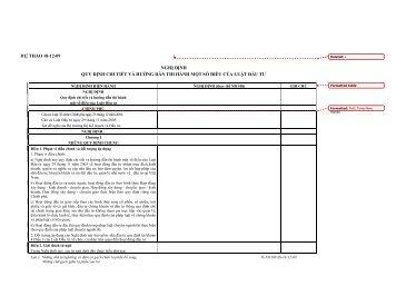Draft Decree 108 - 181209