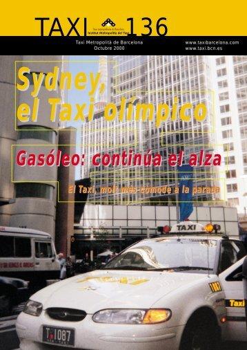 PDF Revista Taxi nº136 - Institut Metropolità del Taxi