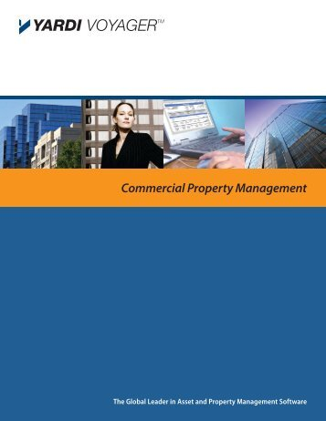 Commercial Property Management - Yardi Systems