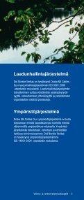 Voima- ja verkon- rakennuskaapelit - Taloon.com - Page 3