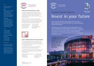 Invest in your future - Investment Property Forum