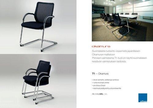 Uutuuksia 2012 - Ofisea