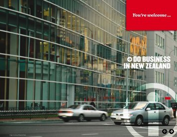 ?DO BUSINESS IN NEW ZEALAND