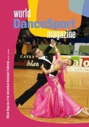 Official Magazine of the International DanceSport Federation - World ...