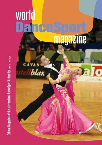 Official Magazine of the International DanceSport Federation - World ...