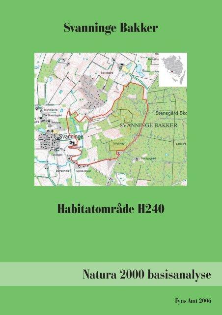 H240 Svanninge Bakker.indd - Naturstyrelsen