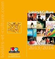 sur l'image pour télécharger le programme culturel et les activités