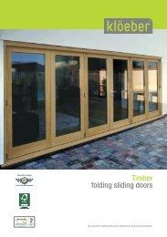 Timber Folding Sliding Doors .pdf - Build It