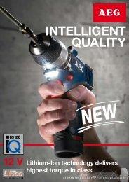 intelligent quality