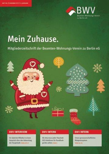 """""""Mein Zuhause."""" 2012.pdf - Beamten-Wohnungs-Verein zu Berlin eG"""
