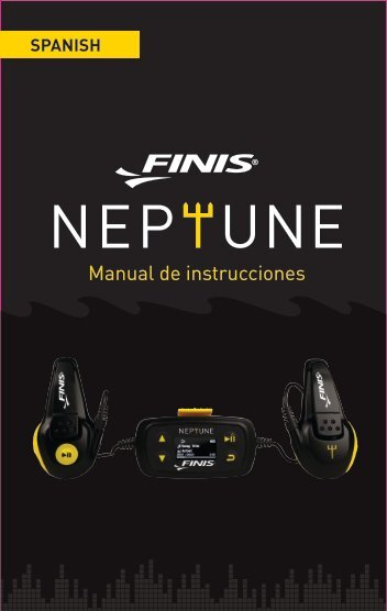 Manual de instrucciones - Finis